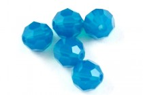 Caribbean Blue Opal 5000 Swarovski Elements Crystal Round Bead