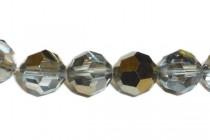Crystal Dorado 5000 Swarovski Crystal Round Beads - Factory Pack Quantity