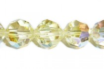 Jonquil AB 5000 Swarovski Crystal Round Beads - Factory Pack Quantity