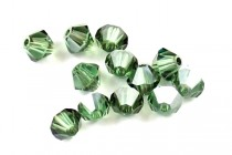 Erinite Satin 5301/5328 Swarovski Crystal Bicone Beads - Factory Pack Quantity