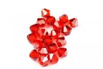 Hyacinth Satin 5301/5328 Swarovski Crystal Bicone Beads - Factory Pack Quantity