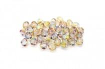 Crystal Purple Haze Swarovski Crystal Bicone Beads 5301/5328