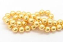 Crystal Gold - Swarovski Round Pearls 5810/5811