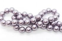 Crystal Mauve - Swarovski Round Pearls 5810/5811