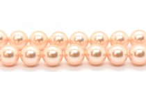 Crystal Peach - Swarovski Round Pearls 5810/5811