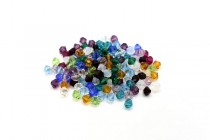 Birthstone Mix - Swarovski Crystal Bicone Beads 5301