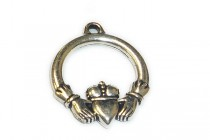 TierraCast Drop Large Claddagh SA