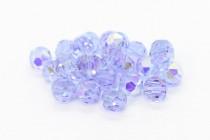 Alexandrite AB 5000 Swarovski Elements Crystal Round Bead
