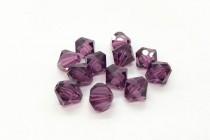 Amethyst 5301/5328 Swarovski Crystal Bicone Bead