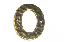 Antique Brass Over Brass 2 Hole Oval Link 14mm x 20mm