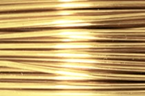 Tarnish Resistant Brass Artistic Wire