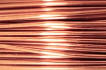 Artistic Wire® Bare Copper 18 Gauge 10 Yards