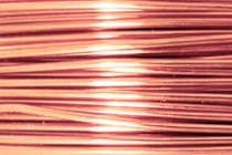 Artistic Wire® Bare Copper 22 Gauge 15 Yards