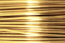Artistic Wire® Tarnish Resistant Brass 22 Gauge 15 Yards