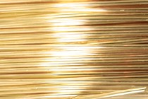 Artistic Wire® Tarnish Resistant Brass 24 Gauge 20 Yards