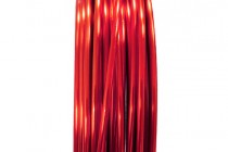 Red Artistic Wire