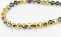 Crystal Aurum Swarovski Crystal Round Beads 5000