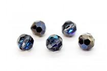 Crystal Bermuda Blue 5000 Swarovski  Elements Crystal Round Bead