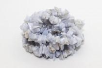 Blue Lace Agate (Natural) Irregular Chip Gemstone Beads