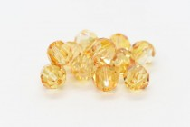 Crystal Brandy Swarovski Crystal Round Beads 5000