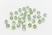 Cantaloupe AB 5301/5328 Swarovski Elements Crystal Bicone Beads