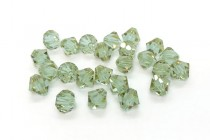 Cantaloupe Swarovski Crystal Bicone Beads 5301/5328