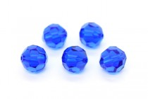 Capri Blue 5000 Swarovski Elements Crystal Round Bead