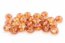 Crystal Chili Pepper 5040 Swarovski &reg: Crystal with third-party coating,Rondelle, Briolette,Bead