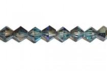 Bermuda Blue 5301/5328 Swarovski Crystal Bicone Beads - Factory Pack Quantity