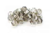 Crystal Satin Swarovski Crystal Round Beads 5000 - Factory Pack Quantity