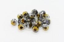 Crystal Dorado Swarovski Crystal Round Beads 5000 - Factory Pack