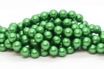 Crystal Eden Green - Swarovski Round Pearls 5810