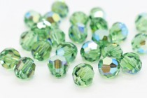 Erinite AB 5000 Swarovski Elements Crystal Round Bead