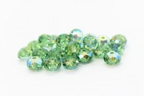 Erinite AB 5040 Swarovski Elements Crystal Rondelle Bead