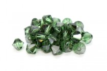 Erinite Satin 5301 Swarovski Crystal Bicone Bead