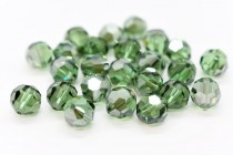Erinite Satin Swarovski Crystal Round Beads 5000