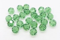 Erinite Swarovski Crystal Round Beads 5000