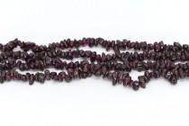 Garnet (Natural) Irregular Chip Gemstone Beads