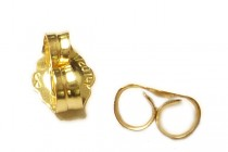 Gold Filled 14K Earring nut