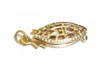 14kGold Filled Fish Hook Clasp