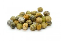 Golden Agate ( Natural ) A grade Six Sided Drum Gemstone Beads