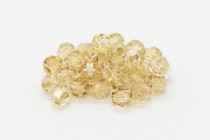 Crystal Golden Shadow Swarovski Crystal Round Beads 5000