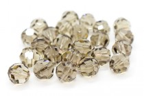 Greige 5000 Swarovski Elements Crystal Round Bead