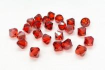 Hyacinth Satin 5301 Swarovski Crystal Bicone Bead
