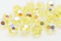 Jonquil AB2x 5000 Swarovski Elements Crystal Round Bead