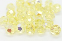 Jonquil AB 5000 Swarovski Elements Crystal Round Bead