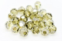 Jonquil Satin 5000 Swarovski Elements Crystal Round Bead