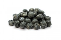 Kambaba Jasper (Natural) Six Sided Drum Gemstone Beads