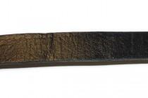 Greek Leather Cord Strap - Black