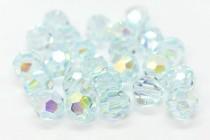 Light Azore AB Swarovski Crystal Round Beads 5000 - Factory Pack